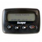 Scope GEO28V3MC USB Rechargeable Text Pager & Plug-Top Charger