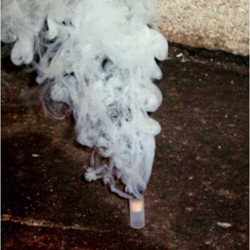 Pyrotechnic smoke pellets
