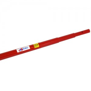 Solo 100 Fibreglass 4 Section Telescopic Pole 4.5 metres