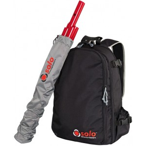 Solo 613 Urban Lightweight Backpack & Poles Kit