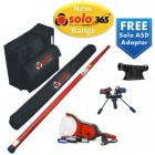 Solo 911 Electronic Smoke Detector Test & Removal Kit 6 Metres