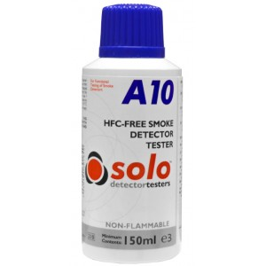 Solo A10 Smoke Detector Test Gas Canister 150ml (Non-Flammable)