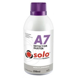 Solo A7 Detector Duster / Cleaner Gas Canister 250ml