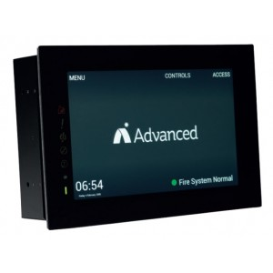 Advanced Touch Screen Terminal Fault Tolerant Network Touch-10/FT