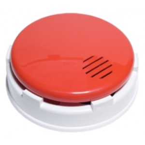Nittan VCT-03-CP-R Red Cap for EV-ABS / AS-ABS