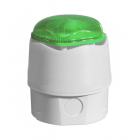 Vimpex 958CHX1901 Banshee Excel Lite CHX Deep Base IP66 (White with Green Beacon)