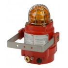 Vimpex Explosion Proof, Aluminium, LED Status Light and Beacon, Red, 24 V dc (BEXBGL2DPDC024)