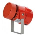 Vimpex Explosion Proof Alarm Radial Sounder (110 dbA / 24 Vdc) in Red - BEXS110DRDC024