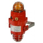 Vimpex Explosion Proof Aluminium Dual Xenon Beacon 5 Joule Red 24 V dc BEXCBG0505DPDC024