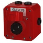 Vimpex Explosion Proof Manual Callpoint Push Button in Red - GNEXCP6A-PB
