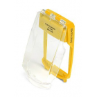 Vimpex SG-F-Y Smart+Guard Flush Call Point Cover No Sounder (YELLOW)
