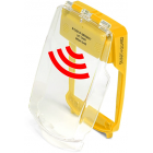 Vimpex SG-FS-Y Smart+Guard Flush Call Point Cover with Sounder (YELLOW)