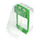 Vimpex SG-S-G Smart+Guard Surface Call Point Cover with No Sounder (GREEN)