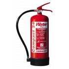 6 Litre Commander Plus Compact 34 Water Extinguisher - WSEX6A