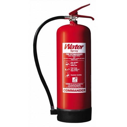 9 Litre Commander Water Extinguisher