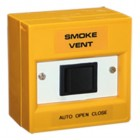 Haes Smoke Vent 3-Position Yellow Rocker Switch WY9203-AOV