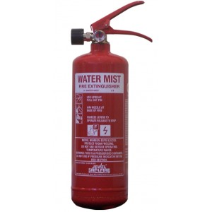 1L Water Mist Fire Extinguisher - ESYS1L2LCEX
