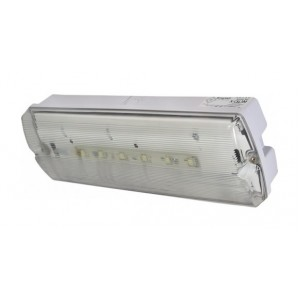 X-CSL LED IP65 Bulkhead with 230v Mains (6 LED's)