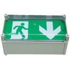 X-ESW LED 230v Mains Weatherproof Exit Box