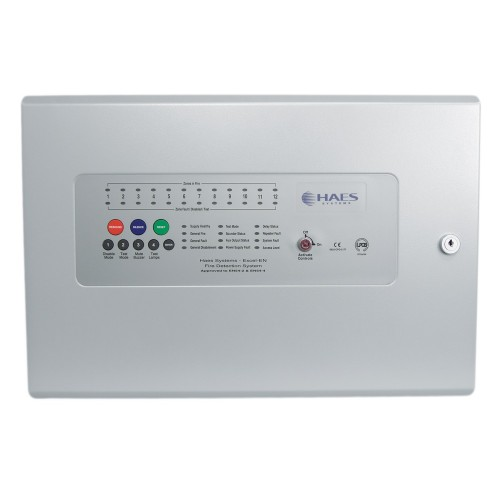 Haes 12 Zone Excel  Twin Wire Control