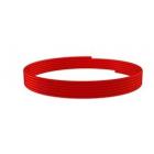 Vesda Xtralis 10mm OD Red Capillary Pipe 100m Length