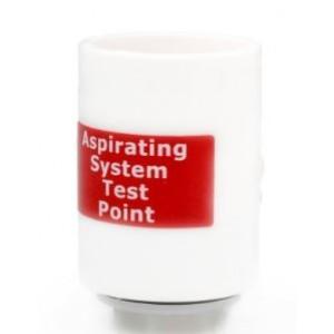 Vesda Xtralis 25mm White System Test Point (PIP-018-W)