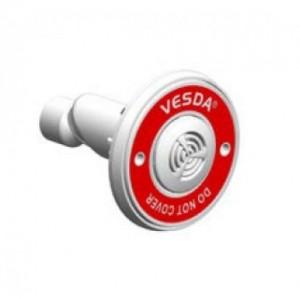 Vesda-E VEA 4mm White Standard Sampling Point, Pack of 22 (VSP-981-W22)