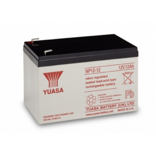 yuasa 12v 12ah battery. Black Bedroom Furniture Sets. Home Design Ideas
