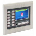 C-Tec ZFP Compact Controller Flush Mounted ZREP1F