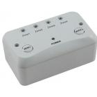 Zeta DPTA-CP Disabled Toilet Alarm Control Panel (4 Zone)