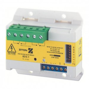 Ziton A51E-1 Addressable Mains Relay Module