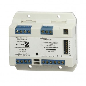 Ziton A70E-2 Conventional Zone Interface