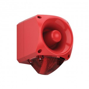 Ziton AS377 Sounder Beacon, Multi Tone, High Output, IP66