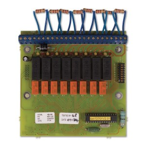 Ziton ZP3AB-MA8 Eight Way Programmable Sounder Driver Board