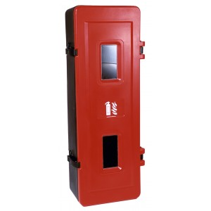 Commander Fire Extinguisher Extended Single Cabinet CS02