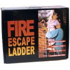 Steel Fire Escape Ladder 15 Ft