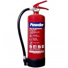 4Kg CommanderEDGE Dry Powder Fire Extinguisher DP4E