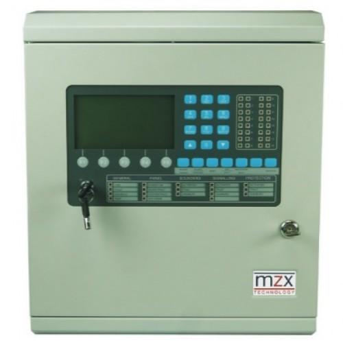 Tyco Minerva Mzx 125 1 Loop 16 Zone Panel